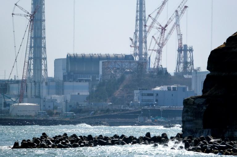 Cerca de 1,25 milhão de toneladas de água foi acumulada no local da usina nuclear