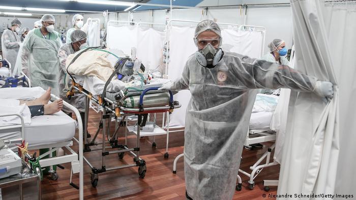 UTI não aceita improviso', afirma médico da Associação de Medicina Intensiva Brasileira