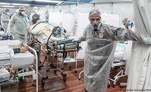 UTI não aceita improviso', afirma médico da Associação de Medicina Intensiva Brasileira (Getty Images)
