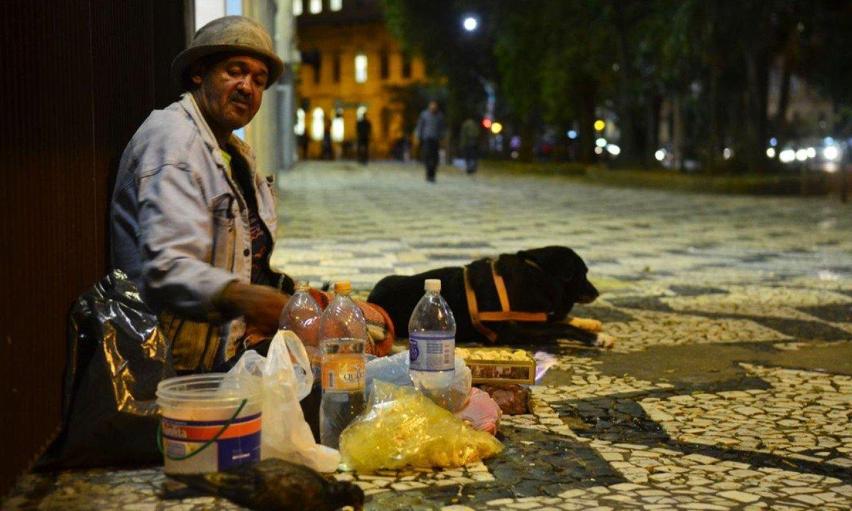 Pandemia agravou a situação de pessoas carentes no Brasil