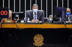 Pedidos estão na gaveta do presidente Arthur Lira (Acervo Câmara dos Deputados)