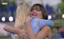 A ex-sister contou que uma das suas alegrias na casa foi sua amizade com Viih Tube (Reprodução Rede Globo)