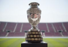 Brasil disputará a fase de grupos da Copa América na Colômbia (Vladimir Rodas/AFP)