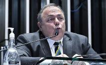 Situação do ex-ministro Pazuello deve se complicar (Waldemir Barreto/Agência Senado)