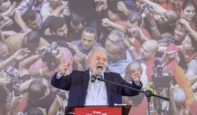 Plenário decidirá futuro político do ex-presidente Lula (Ricardo Stuckert)