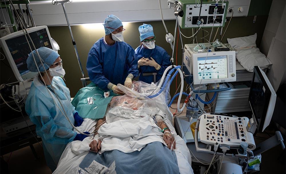 Analgésicos, sedativos e remédios que controlam o coração e a circulação pulmonar estão entre os itens que acabaram.