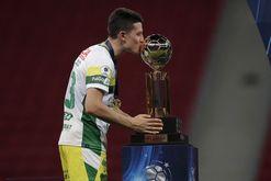 Partida aconteceu no estádio Mané Garrincha (Conmebol/Divulgação)