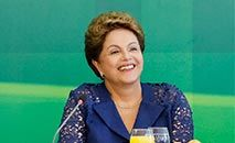 Dilma era membro do Conselho de Administração da companhia na época (Roberto Stuckert Filho/PR)
