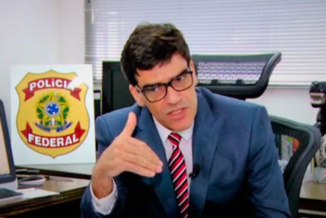 Nomeado por Bolsonaro neste mês, novo chefe da PF confirma troca no Amazonas