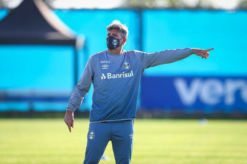 Eliminação na Libertadores determinou saída de Renato Gaúcho