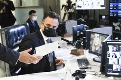 CPI da Covid via investigar conduta do governo Bolsonaro na pandemia (Jefferson Rudy/Agência Senado)