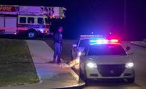 Tiroteio deixou oito mortos em Indianápolis (Spencer Platt/AFP)