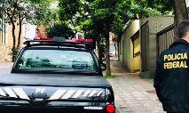 Na ação estão sendo cumpridos sete mandados de busca e apreensão, além de 29 afastamentos de sigilos fiscal e bancário (Reprodução Polícia Federal)
