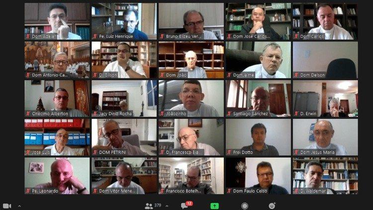Assembleia Geral dos bispos do Brasil acontece de modo virtual