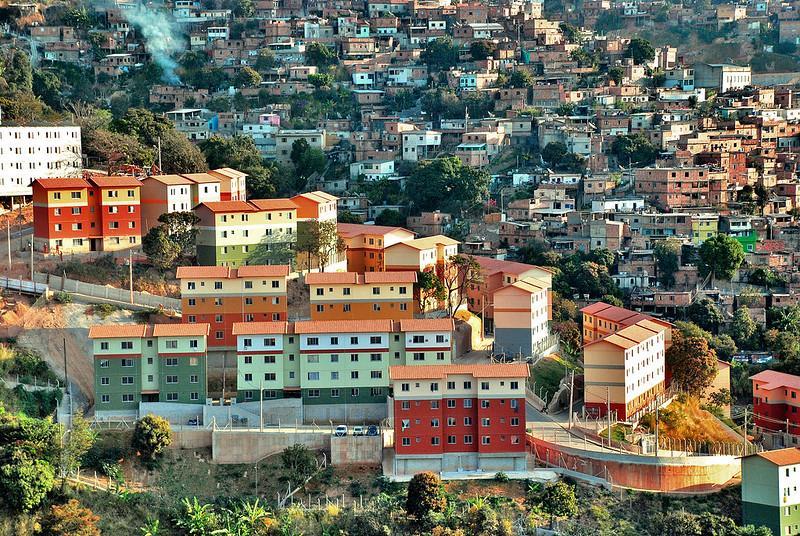 Aglomerado da Serra é o maior conjunto de favelas de Minas Gerais