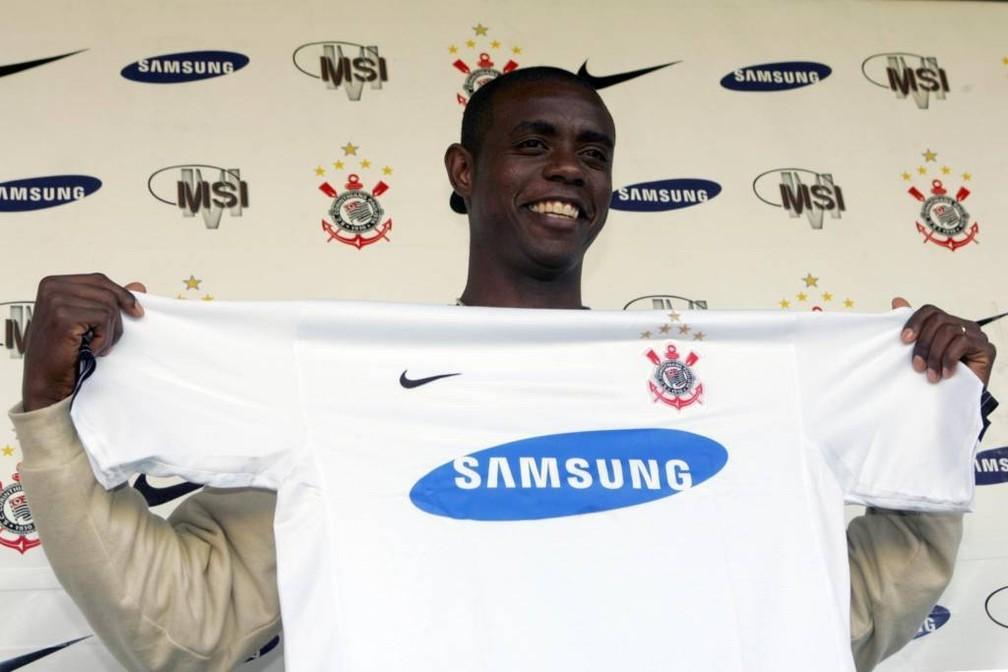 Clodoaldo, que foi rebaixado com o clube em 2007, ganhou quase R$ 1 milhão na Justiça