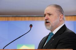 Augusto Aras é considerado um aliado do presidente Bolsonaro (Isac Nóbrega/PR)
