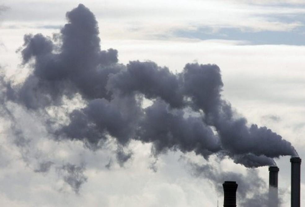 Levantamento aponta que as emissões globais de gases deve aumentar 33 bilhões de toneladas, principalmente pela demanda por carvão