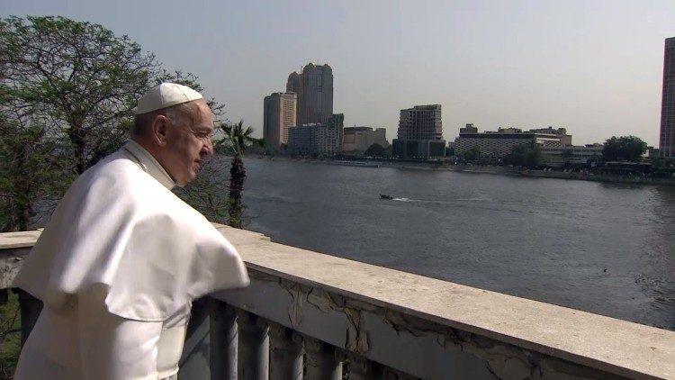 Papa incentivou encontro de líderes mundiais em prol do meio ambiente