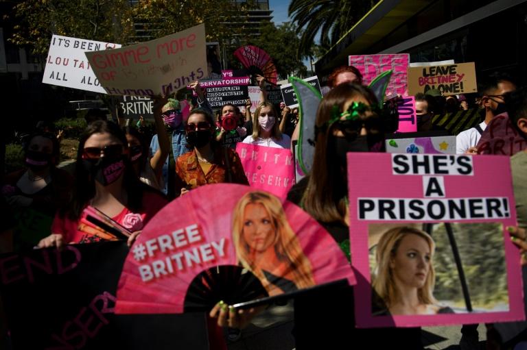 O interesse no caso judicial de Britney Spears explodiu após o lançamento do documentário 'Framing Britney Spears'