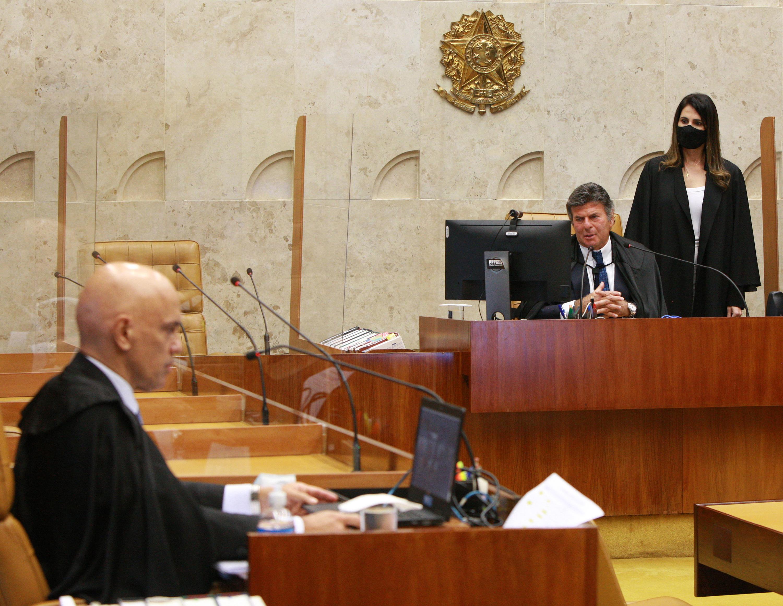 Decisão foi tomada pelo ministro Alexandre de Moraes