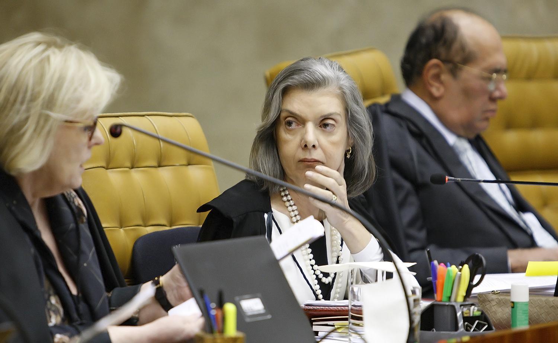 Voto da relatora ministra Cármen Lúcia foi seguido por todos os colegas