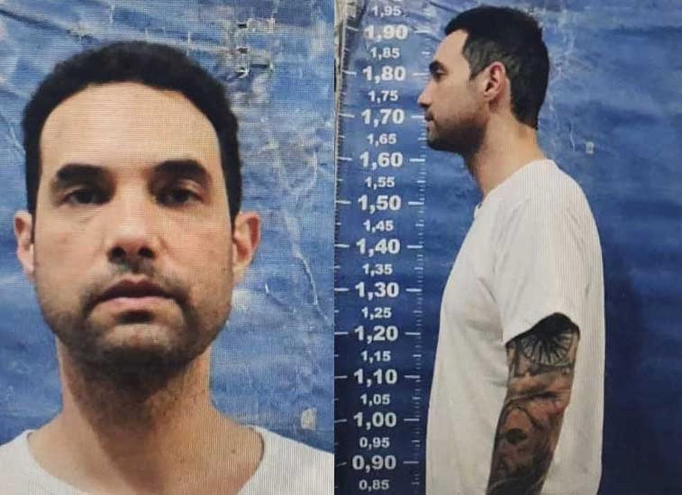 Dr. Jairinho no sistema penitenciário do Rio