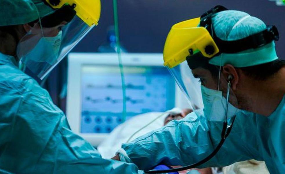 Com capacidades no limite: uma unidade de terapia intensiva na capital belga, Bruxelas
