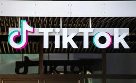 A empresa chinesa TikTok (Valerie Macon/AFP)
