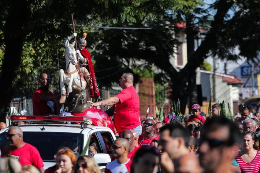 64ª Festa de São Jorge e Ogum em Porto Alegre em 2017