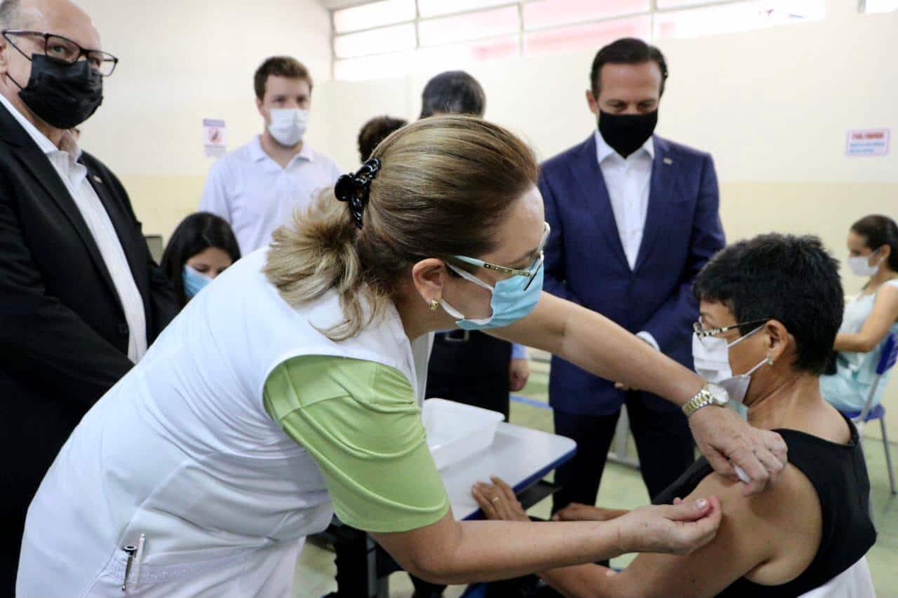 Cidade do interior de São Paulo foi escolhida para projeto de vacinação em massa