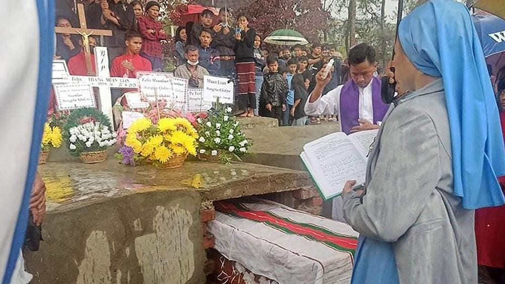 Muitas comunidades católicas aceitaram o apelo da Igreja birmanesa e se uniram em comunhão de oração