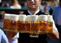 A Oktoberfest de Munique atrai mais de cinco milhões de visitantes (Tobias SCHWARZ/afp)