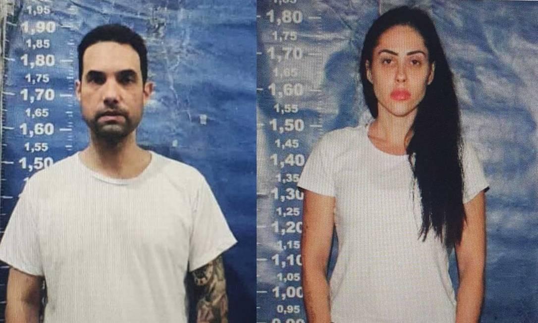 Jairinho e Monique estão presos no Rio de Janeiro