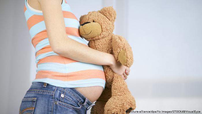 A infecção em grávidas tem cinco vezes mais probabilidade de ser livre de sintomas