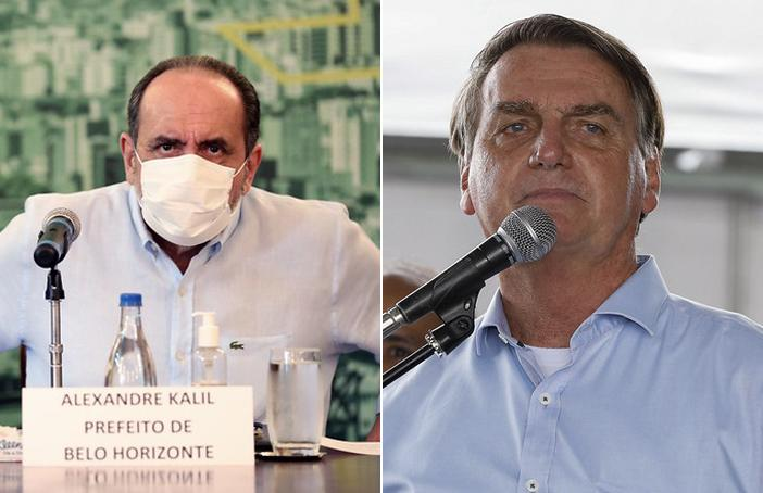 Kalil critica presidente Jair Bolsonaro