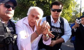 Juíza incluiu como condições a permanência de Abdelmassih em sua residência (Senad/Handout)