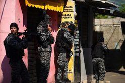 Relatos de abusos na operação chegaram ao MP por meio do Plantão Permanente criado pela instituição (Mauro Pimentel / AFP)