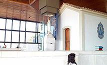 Imagem de Nossa Senhora no Santuário de Fátima (Vatican News)