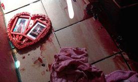 Moradores relatam execuções dentro das casas (Mauro Pimentel /AFP)