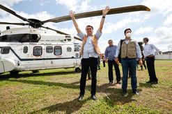 Presidente Bolsonaro é contra o isolamento social (Alan Santos/PR)