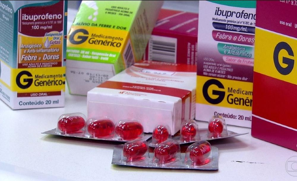 O estudo é baseado em dados de 72 mil pacientes com Covid que tomaram ibuprofeno antes de serem hospitalizados