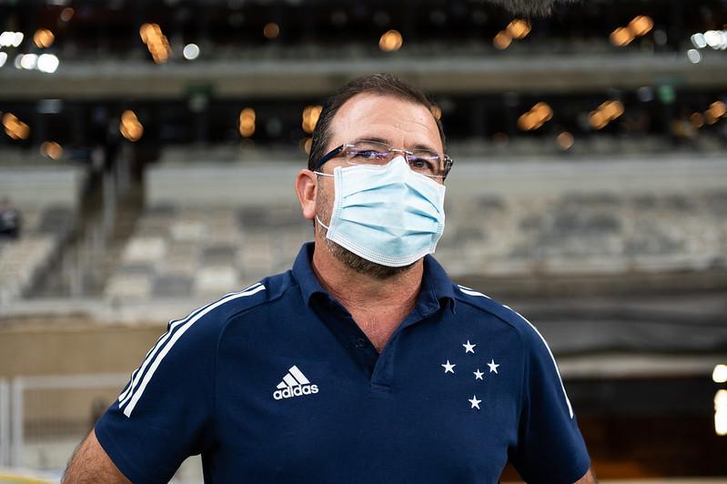 Treinador está internado em hospital de Sete Lagoas