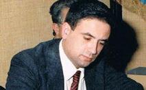 Carro em que juiz Rosario Livatino foi assassinado em 21 de setembro de 1990 na Sicília, Itália (STRINGER/AFP)