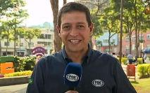 Fernando era o tipo de repórter que todo mundo gostava. Sempre com sorriso no rosto, demonstrando alto astral e esbanjando alegria, fazia do jornalismo algo fácil (Reprodução)