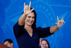 Apesar de arrecadar milhões, programa coordenado por Michelle ajudou pouco (Alan Santos/PR)