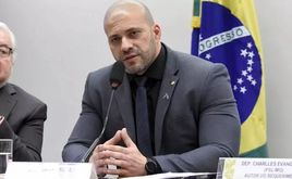 Deputado cumpre prisão domiciliar determinada pelo STF (Câmara dos Deputados)