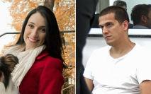 A advogada Tatiane Spitzner (esquerda) e o professor de Biologia Luis Felipe Manvailer. Ele foi condenado pelo assassinato da esposa, em 2018 (Reprodução Facebook e RPC)