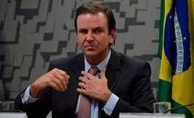 O prefeito do Rio Eduardo Paes, que articula saída do DEM para se filiar ao PSD (FábioRodriguesPozzebom/ABr)