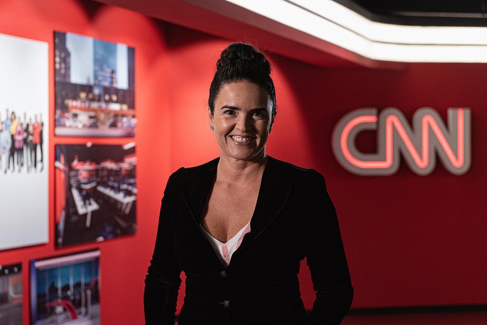 Renata Afonso atuou como executiva na TV TEM, afiliada da Rede Globo no interior de SP